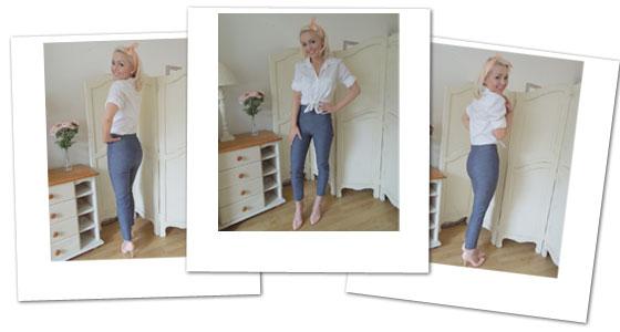 Colette Clover Jeans Images
